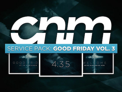 SERVICE PACK: GOOD FRIDAY VOL. 03