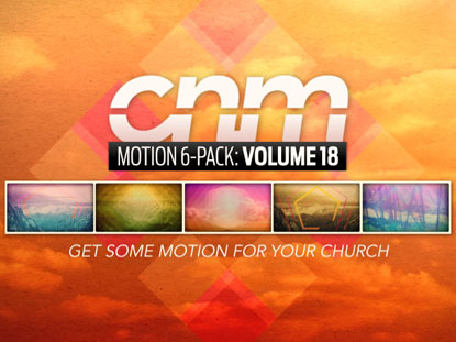 MOTION 6-PACK: VOLUME 18
