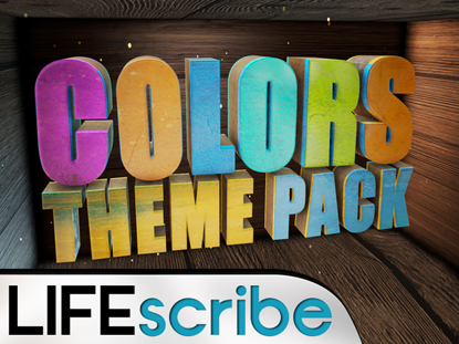 COLORS THEME PACK