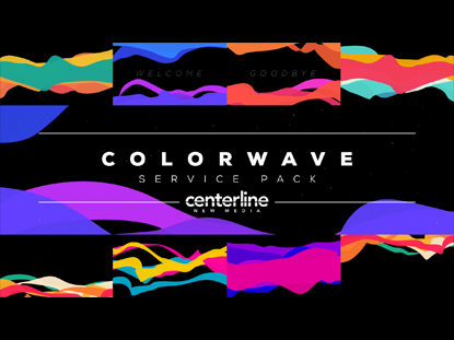 COLORWAVE SERVICE PACK
