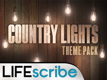 COUNTRY LIGHTS THEME PACK