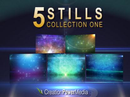 5 STILLS COLLECTION ONE
