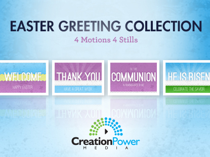 EASTER GREETING COLLECTION