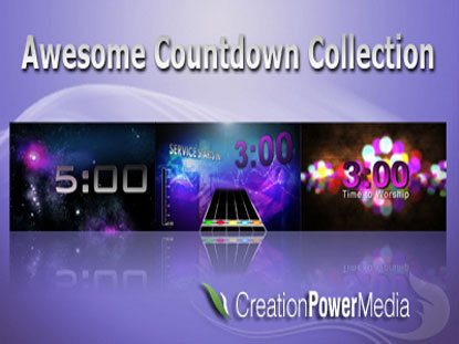 AWESOME COUNTDOWN COLLECTION