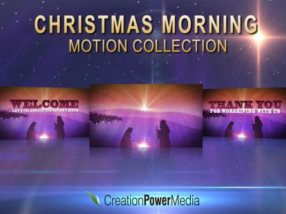CHRISTMAS MORNING COLLECTION 1