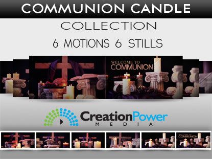 COMMUNION CANDLE COLLECTION