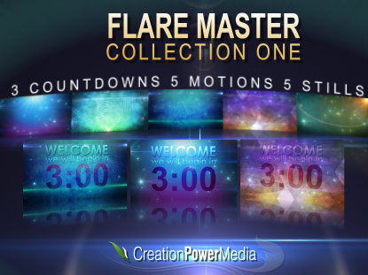 FLARE MASTER COLLECTION ONE