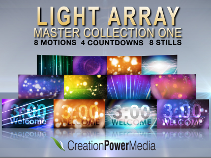 LIGHT ARRAY MASTER COLLECTION 1