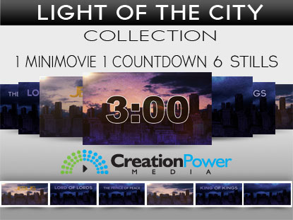 LIGHT OF THE CITY COLLECTION