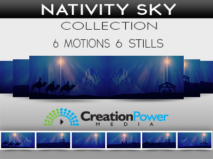 NATIVITY SKY COLLECTION