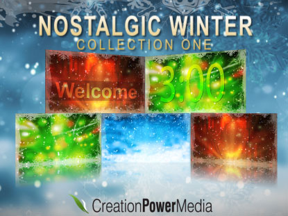 NOSTALGIC WINTER COLLECTION ONE
