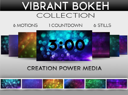VIBRANT BOKEH COLLECTION