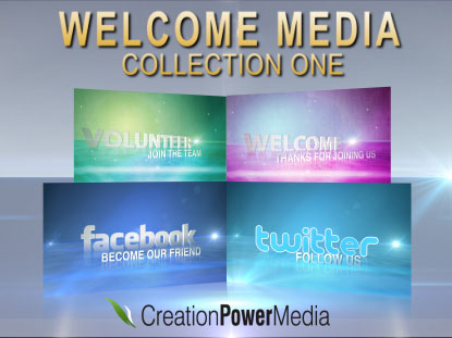 WELCOME MEDIA COLLECTION 1