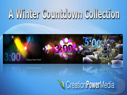 A WINTER COUNTDOWN COLLECTION