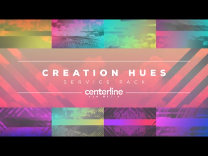 CREATION HUES SERVICE PACK