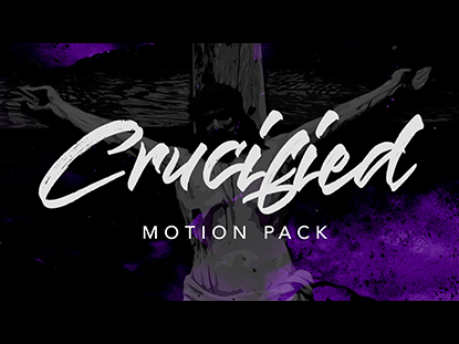 CRUCIFIED MOTION PACK
