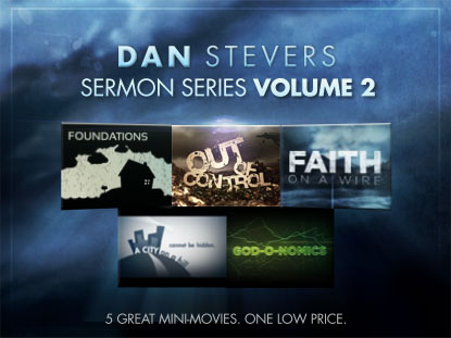SERMON SERIES VOLUME 2