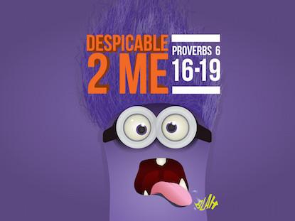 DESPICABLE 2 ME