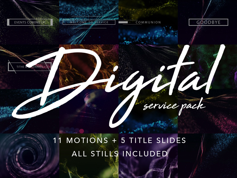 DIGITAL SERVICE PACK