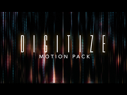 DIGITIZE MOTION PACK