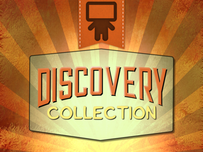 DISCOVERY COLLECTION - SPANISH