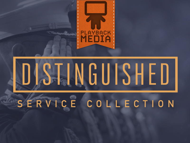 DISTINGUISHED SERVICE COLLECTION