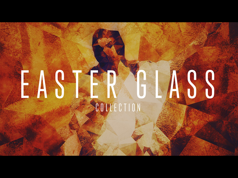 EASTER GLASS COLLECTION