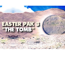 EASTER PAK 3: THE TOMB