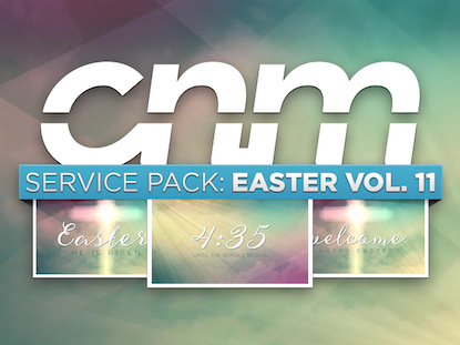 SERVICE PACK: EASTER VOL. 11