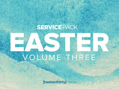 EASTER VOLUME THREE: SERVICE PACK