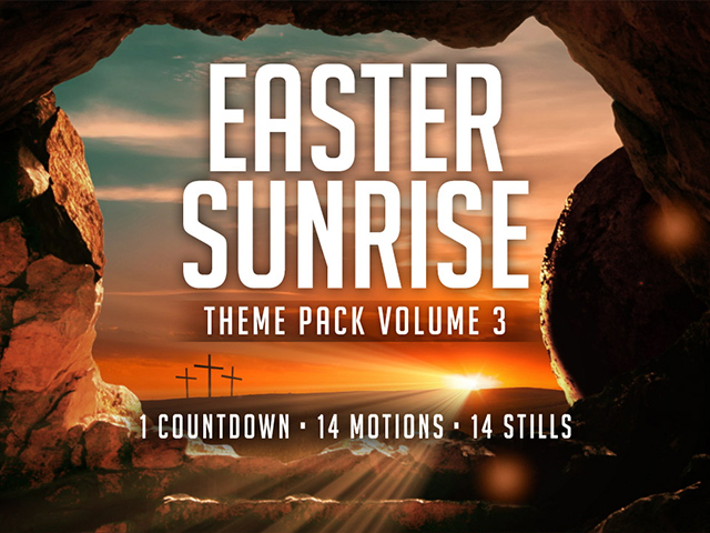 EASTER SUNRISE THEME PACK VOLUME 3