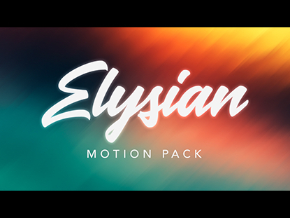 ELYSIAN MOTION PACK