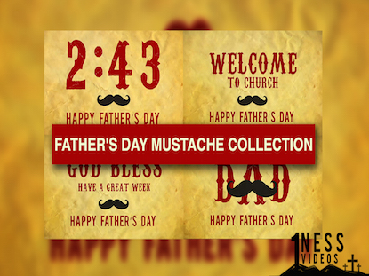 FATHER'S DAY MUSTACHE COLLECTION