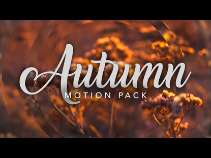 AUTUMN MOTION PACK