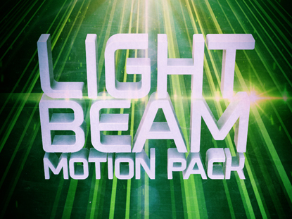 LIGHT BEAM PACK