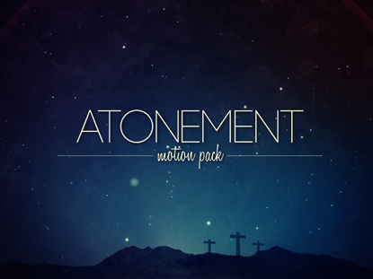 ATONEMENT MOTION PACK