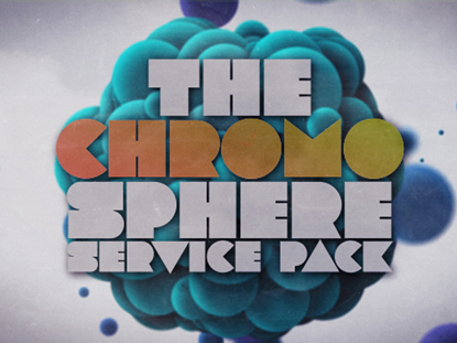 THE CHROMOSPHERE SERVICE PACK