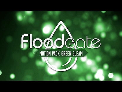 GREEN GLEAM MOTION PACK