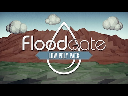 LOW POLY ANNOUNCEMENT PACK