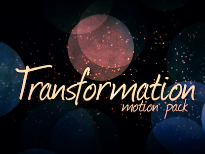 TRANSFORMATION PACK
