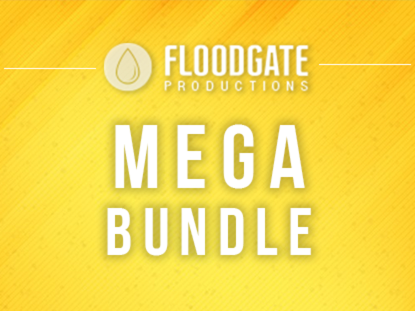 FLOODGATE PRODUCTIONS MEGA BUNDLE
