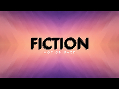 FICTION THEME PACK