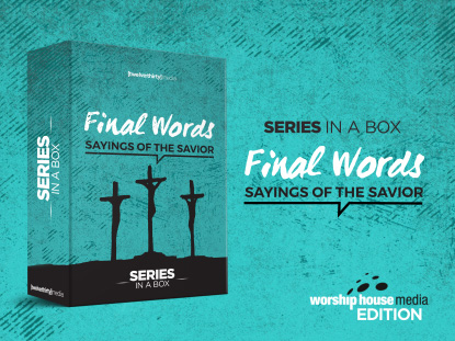 FINAL WORDS: SERIES IN A BOX