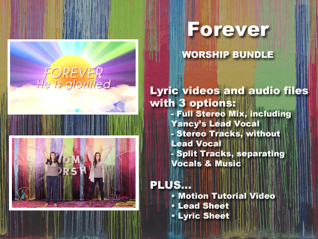 FOREVER WORSHIP BUNDLE