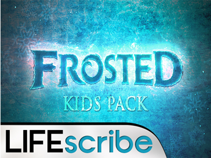FROSTED KIDS PACK
