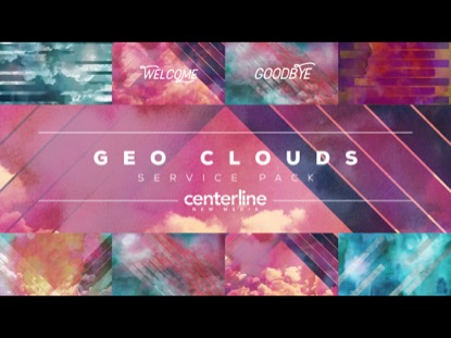 GEO CLOUDS SERVICE PACK