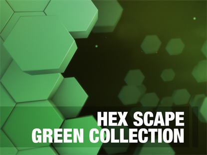 GEO SCAPE GREEN COLLECTION