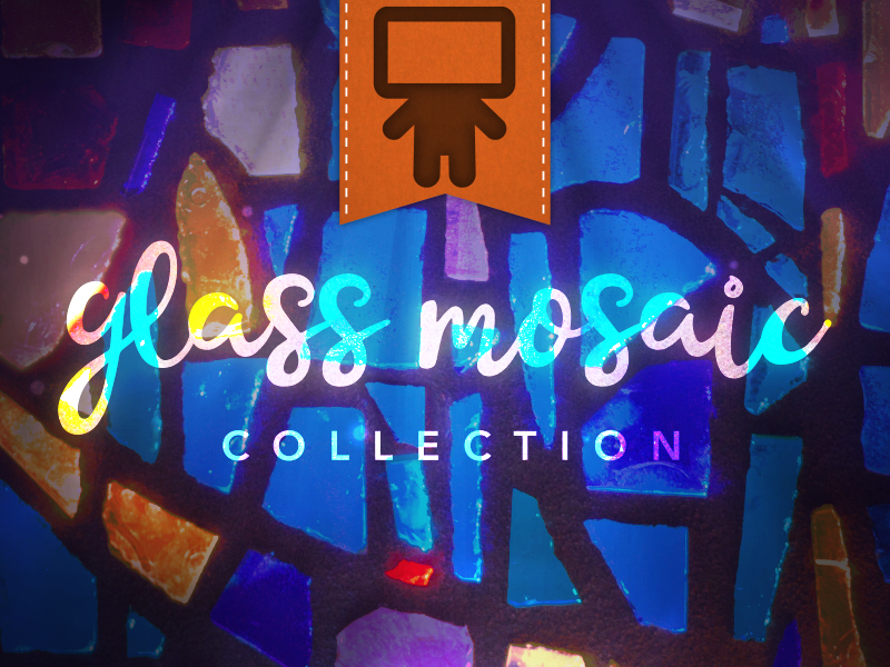 GLASS MOSAIC COLLECTION