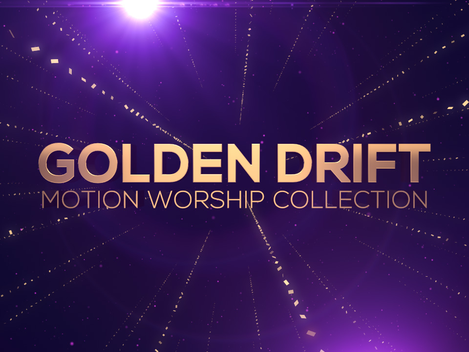 GOLDEN DRIFT COLLECTION