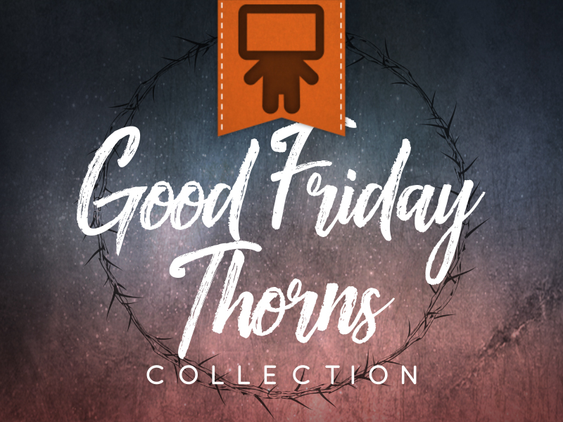 GOOD FRIDAY THORNS COLLECTION - SPANISH